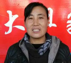 刘大姐青岛保姆中心恭喜周玉华完成刘大姐家政培训正式入职上岗